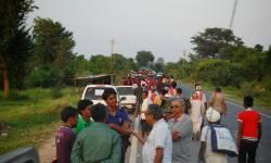 રાજસ્થાન બોર્ડરથી ગુજરાતમાં પ્રવેશતા લોકોની દયનીય હાલત