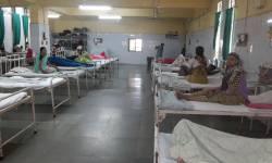 સુરત સિવિલ હોસ્પિટલમાં દાખલ દર્દીઓને યોગ્ય ખોરાક ન મળતો હોવાની રાવ
