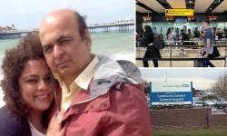 હીથ્રો એરપોર્ટ : ભારતીય મૂળના ઈમિગ્રેશન અધિકારી અને  દીકરીનું કોરોનાથી મોત