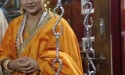 મહામંડલેશ્વર શ્રી શ્રી 1008 અનંત વિભૂષિત પરમ પૂજાય શ્રી દેવી માં શિવાંગીનંદગિરીજી નું કોરોના મહામારી સામે લડવા પ્રજાને આહવાન