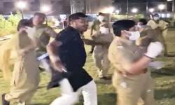 બોપલમાં DJના તાલે ગરબા રમી પોલીસે કાયદાનો ભંગ કર્યો, પણ SPએ સસ્પેન્ડ કરીને દાખલો બેસાડ્યો