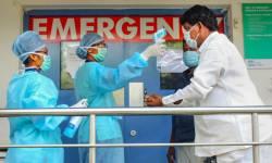 ગુજરાતમાં કોરોના વાયરસનો વિસ્ફોટ યથાવત ,કુલ પોઝિટીવ દર્દીઓનો આંક 538