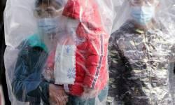 ચીનમાં ફરી કોરોના : ૬ના મોત : ૩૫ કેસ : કુલ મૃત્યુઆંક ૩૩૧૮