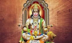 હનુમાનજી સમા ઉમદા સેવક બનવાની પ્રતિજ્ઞા લેવાનો અને શ્રી રામના પ્યારા બનવાનો  મંગલકારી અવસર