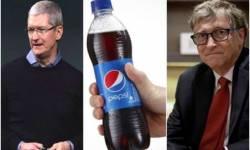 PepsiCo, Apple, Microsoft કોર્પોરેટ્સની મોટી જાહેરાત