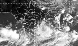 ગુજરાતના હવામાનમાં પલટોઃ સૌરાષ્ટ્રના અમુક ભાગમાં પવન સાથે વરસાદ