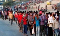 સુરત : વરાછા, કતારગામ, પાંડેસરા અને સચિન વિસ્તારનાં પાંચ લાખ લોકોની વતન તરફ દોટ