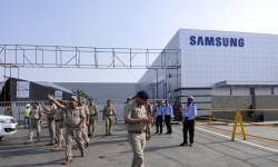 નોઈડા: છૂટછાટની વચ્ચે સેમસંગે 3,000 કર્મચારીઓ સાથે પ્લાન્ટ શરૂ કર્યો