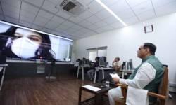 ગુડ ન્યૂઝ : ગુજરાતમાં લોક ડાઉન ખોલાવા અંગે મુખ્યમંત્રીએ ઉચ્ચ અધિકારીઓ સાથે બેઠક યોજી