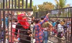 સુરત : ઓડિશા બાદ UPના પરપ્રાંતીયોએ ધમાચકડી મચાવી