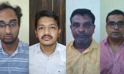 નવસારી  મામલતદાર,નાયબ મામલતદાર 1 લાખ રૂપિયાની લાંચ લેતા પકડાયા