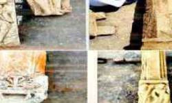 અયોધ્યામાં રામ મંદિર નિર્માણ કાર્ય શરૂ,ખોદકામ દરમિયાન મળ્યા પ્રાચીન મંદિરના અવશેષો