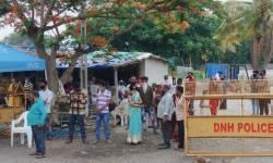 દાદરાનગર પ્રસાશનની નફ્ફટાઈ  : નરોલી બોર્ડર પરનો એન્ટ્રી
