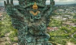 મુસ્લિમ દેશ ઈન્ડોનેશીયાએ બનાવી ભગવાન વિષ્ણુજીની સૌથી ઊંચી મૂર્તિઃ ૨૮ વર્ષ અને ૮૦૦ કરોડનો ખર્ચ