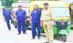 ગુજરાતના ઓટો રીક્ષા ડ્રાઈવર માટે યુનિફોર્મ ફરજીયાત