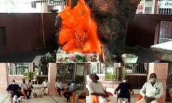 કોરોના ઈફેક્ટઃ વલસાડનું પ્રસિદ્ધ કલગામ હનુમાન મંદિર શ્રાવણ માસમાં રહેશે બંધ, ટ્રસ્ટે લીધો નિર્ણય