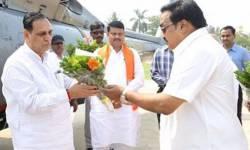 સી.આર.પાટીલના નેતૃત્વમાં ગુજરાત પ્રદેશ ભાજપ ખૂબ વિકાસ સાધશે : CM રૂપાણી