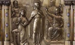 લો બોલો જર્મનીમાં 1800 વર્ષ પહેલા કોરોના નામે સંત થઈ ગયાં…