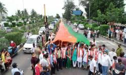 વિરોધ પક્ષ અને સોશ્યલ મીડિયામાં હંગામો મચતાં BJPના નવનિયુક્ત પ્રદેશ અધ્યક્ષ C.R. પાટીલનું સરેન્ડર : રેલી અંતિમ સમયે રદ્દ કરાય