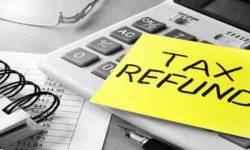 આવકવેરા રિફંડ 10 ટકા ઘટ્યું : CBDT