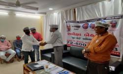 ભુજ: 'આવનારા દિવસોમાં ગુજરાતને ભાજપ- કોંગ્રેસ મુકત કરીશું': આપ