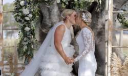 બે મહિલા વર્લ્ડ ચેંપિયનએ કર્યા લગ્ન, ઈંસ્ટા પર શેર કરી તસવીરો