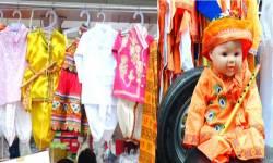 જન્માષ્ટમીનાં તહેવારને લાગ્યું કોરોનાનું ગ્રહણ, બજારોમાં ખરીદીનું પ્રમાણ 50 ટકા ઘટ્યું
