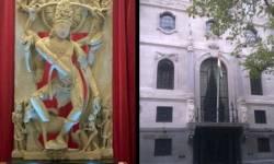 બ્રિટન રાજસ્થાનમાંથી ચોરાયેલી ભગવાન શિવની મૂર્તિ પાછી મોકલશે