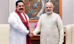 શ્રીલંકાની ચૂંટણીમાં રાજપક્ષેની પાર્ટીને પૂર્ણ બહુમત, PM મોદીએ પાઠવી શુભેચ્છા
