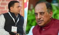સુબ્રમણ્યમ સ્વામીની માગ- આવતીકાલ સુધીમાં અમિત માલવીયને હટાવે BJP