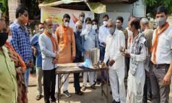 સુરેન્દ્રનગર : ભારતીય જનતા પાર્ટી દ્વારા અઠવાડિયા સુધી સેવા સપ્તાહ કાર્યક્રમ