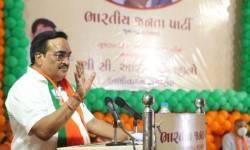 ગુજરાત ભાજપના પ્રદેશ પ્રમુખ માસ્ક ન પહેરે તો દંડ કેમ નહીં?, શું અલીગઢથી આવ્યા છે, સરકાર સામે ઉઠ્યા સવાલો