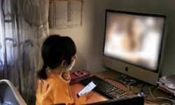 ઓનલાઈન કલાસમાં બાળકોના મોબાઈલ ફોન પર ચાલવા લાગી પોર્ન ફિલ્મ, થયો હોબાળો