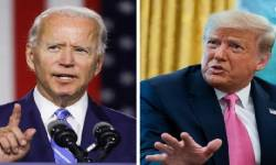 US Election 2020: ડોનાલ્ડ ટ્રમ્પે બિડેન પર લગાવ્યા ગંભીર આરોપ