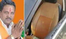 સુરેન્દ્રનગર ભાજપ અગ્રણી જીણાભાઈ ડેડવારિયાની કાર પર ફાયરિંગ