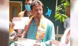જમ્મુ કાશ્મીરમાં BJP યુવા મોરચાના મહાસચિવ સહિત ત્રણની હત્યા,મોદીએ ટ્વિટ કરીને દુખ વ્યક્ત કર્યુ