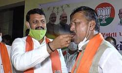 ડાંગ : માજીધારાસભ્ય મંગળ ગાવિત પેટાચૂંટણી પહેલા BJPમાં જોડાયા, કેસરિયા કર્યા બાદ કહી આ વાત