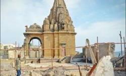 પાકિસ્તાનમાં ૪૨૮ મંદિરોમાંથી હવે માંડ ૨૦ જ મંદિરો બચ્ચાઃ વધુ એક મંદિર તોડી નાખ્યું