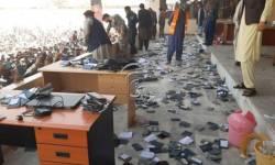 પાકિસ્તાનમાં મદરેસામાં વિસ્ફોટ થયો; 7નાં મરણ, 80 ઘાયલ