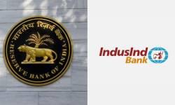 RBIએ ઈન્ડસઈન્ડ બેંકને દંડ ફટકાર્યો