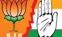 ગુજરાત પેટા-ચૂંટણી: આઠ ઉમેદવારો વચ્ચે ખરાખરીનો જંગ, ચાર બેઠક પર ભાજપ આગળ