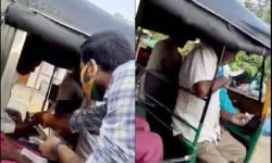 કરજણમાં વિવાદિત Video વાયરલ: પોર-ઇટોલા વિસ્તારમાં ખુલ્લેઆમ પૈસાથી લોકશાહીને ખરીદતા BJPના કાર્યકરો! જુઓ વિડિઓ