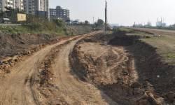 બગવાડા ફાટક પાસે 62 કરોડના ખર્ચે બે માર્ગીય રેલવે ઓવરબ્રિજ બનાવવાની કામગીરી શરૂ
