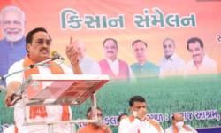 ગુજરાતનાં ખેડૂતોમાં વિરોધનો વંટોળ ઉઠ્યો હોય હવે ગુજરાત ભાજપ કામે લાગ્યું, CR પાટીલે કોંગ્રેસ પર કર્યાં આકરાં પ્રહાર