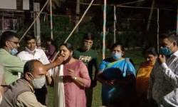 વડોદરા : BJP કોર્પોરેટરના બર્થડે સેલીબ્રેશનમાં કોવિડ ગાઇડલાઇન્સના ધજાગરા ઉડ્યા, ડો. વિજય શાહની ટ્વીટ અપીલનું પોલીસ પાલન કરશે ?