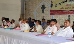 ગુજરાત ખારવા સમાજના અનેકવિધ પ્રશ્નોની ચર્ચા-વિચારણા અંગે વેરાવળમાં મીટીંગ