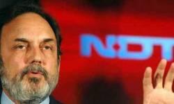 NDTVના સંસ્થાપકોને સેબીએ રૂ.27 કરોડનો દંડ ફટકાર્યો