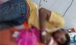 સુરતમાં દારૂડીયા પતિએ ધમાલ મચાવતા પત્નીએ બ્લેડના 5 ઘા માર્યા