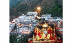 9 મહિના બાદ વૈષ્ણોદેવી મંદિર 'અનલોક', એક જ દિ'માં 13000 શ્રદ્ધાળુઓ પહોંચ્યા