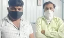 વલસાડ પાસેથી છોટાઉદેપુરના વેપારી 30 બોટલ વિદેશી દારૂ સાથે પકડાયા